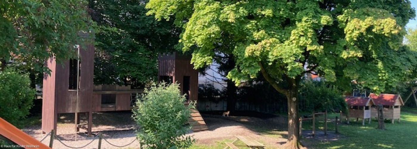 Garten Haus für Kinder